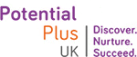 Potential Plus UK Retina Logo