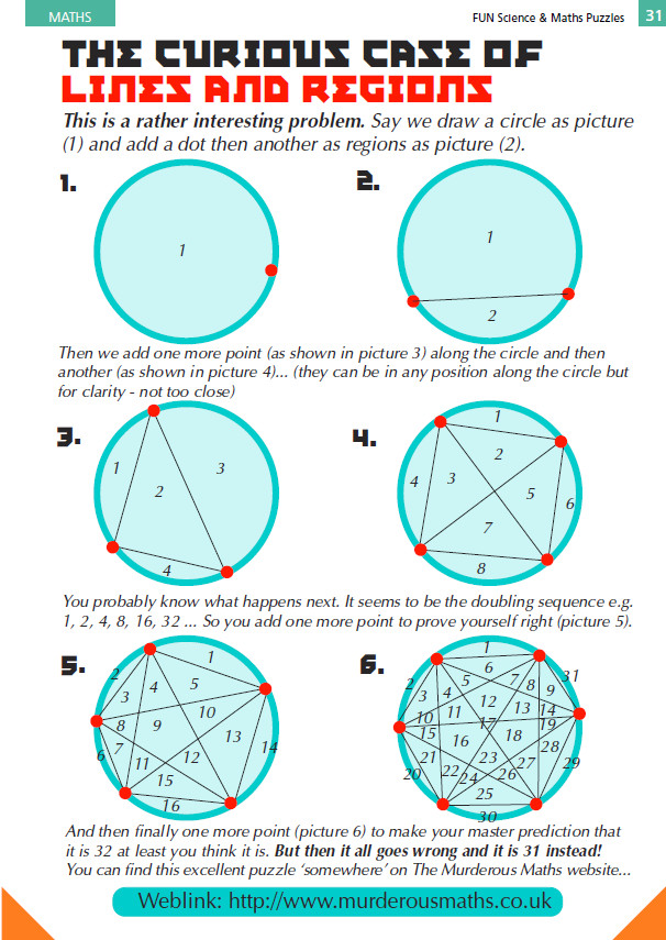 Fun Secondary Science and Incredibly Hard Maths Puzzles – Potential ...