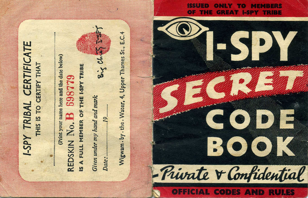 Challenge 19: Keeping Secrets!