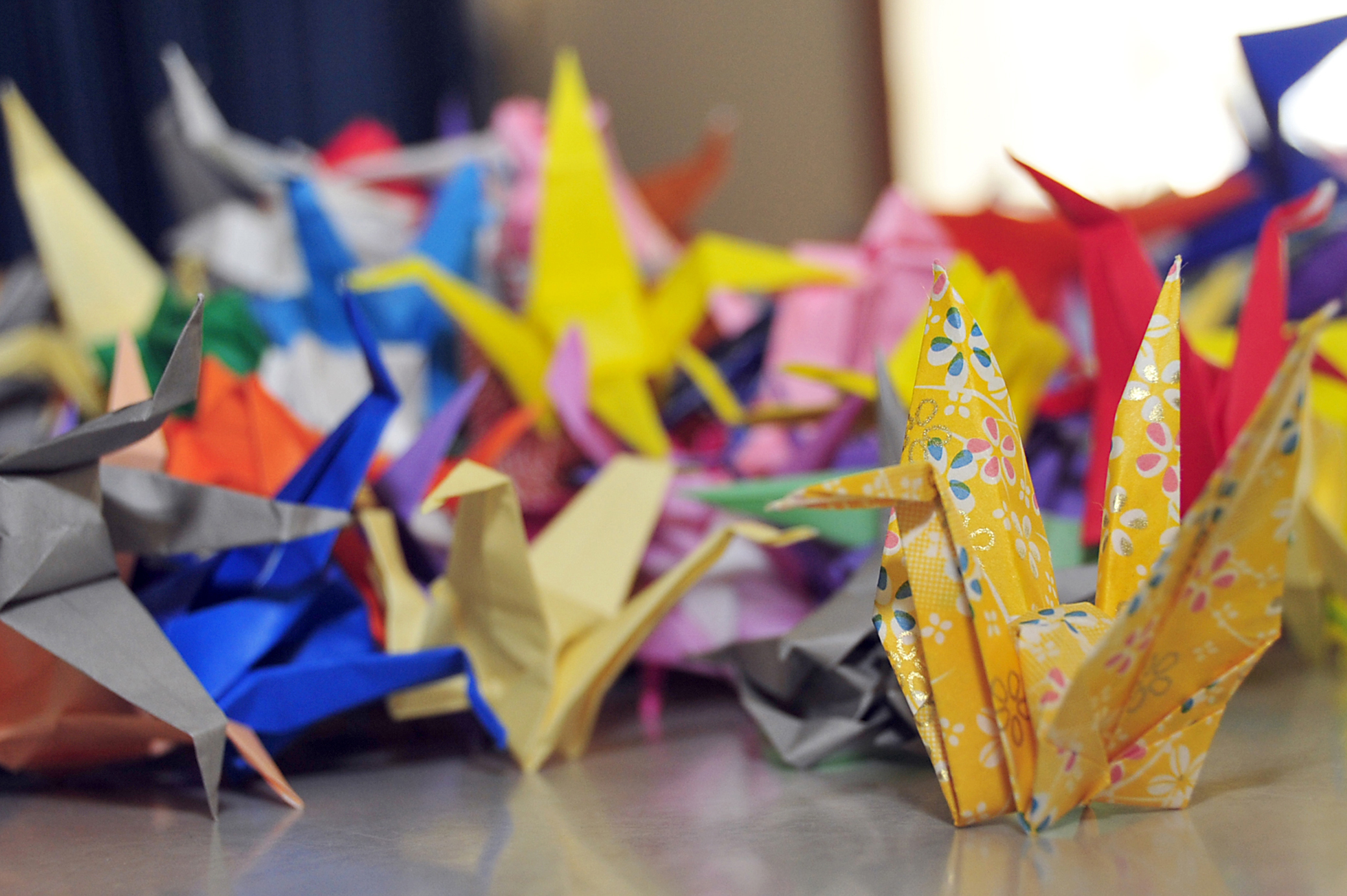 Challenge 20: Origami Challenge