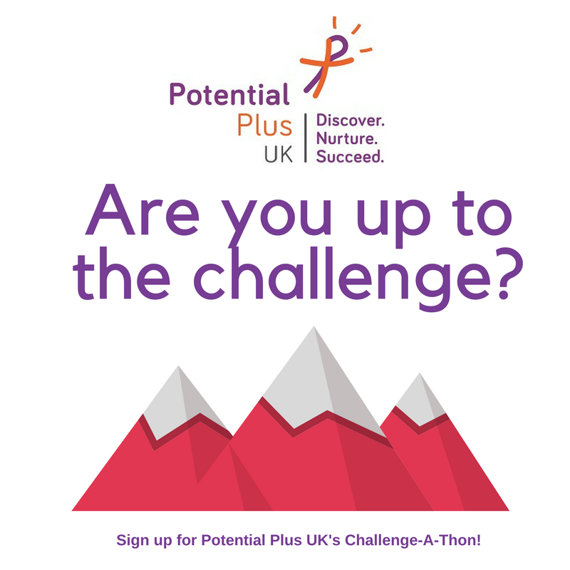 Are you up to the challenge_