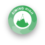 Skills Builder Aiming High Logo