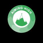 Skills Builder Aiming High Logo