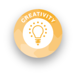 Skills Builder Creativity Logo