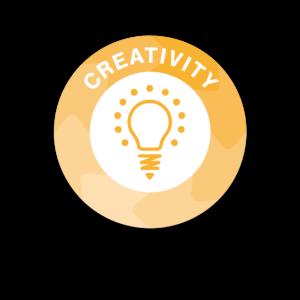Skills Builder Creativity Logo