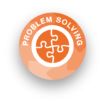 Skills Builder Problem Solving Logo