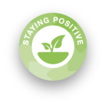 Skills Builder Staying Positive Logo