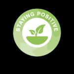 Skills Builder Staying Positive Logo