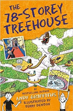 Andy Griffiths 78 Storey Treehouse
