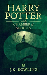 Rowling Harry Potter Chamber of Secrets