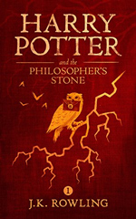 Rowling Harry Potter Philosopher's Stone