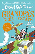 David Walliam's Grandpa's Great Escape