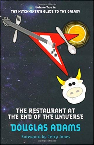 Douglas Adams Restaurant at the End of the Universe