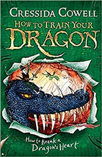 Cressida Cowell How to Break a Dragon's Heart