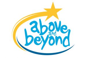 The Above and Beyond Awards Logo
