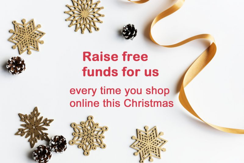 Raise Free Funds for Us Everytime You Shop Online This Christmas