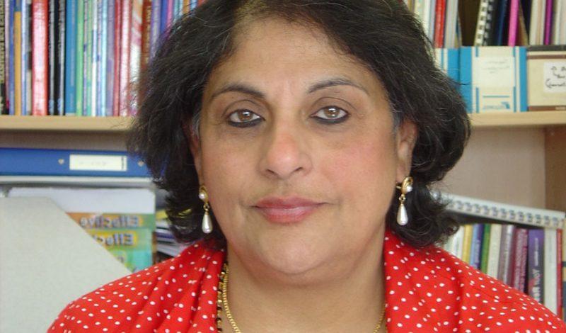 Professor Valsa Koshy MBE