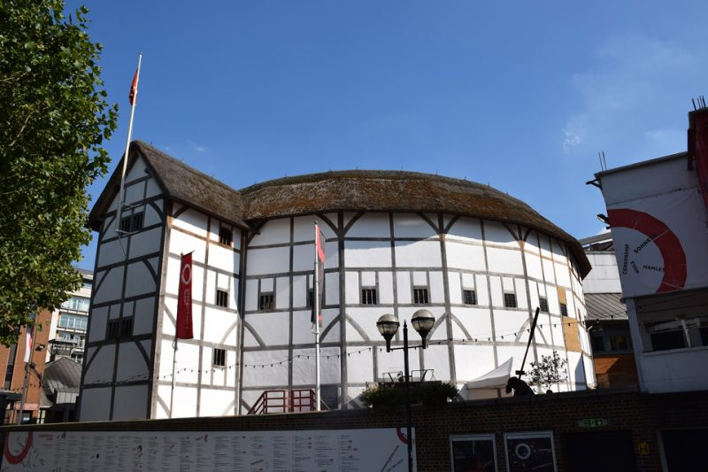 The Globe Theatre By Benjamin S Aged 10 Potential Plus Uk