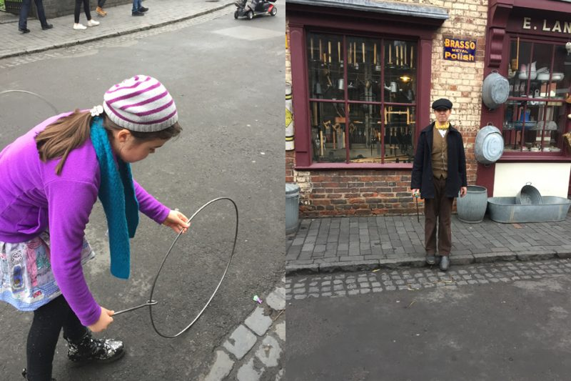 Experiencing history at the Black Country Living Museum