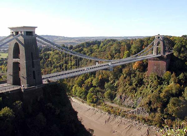 Clifton Suspension Bridge by Adrian Pingstone