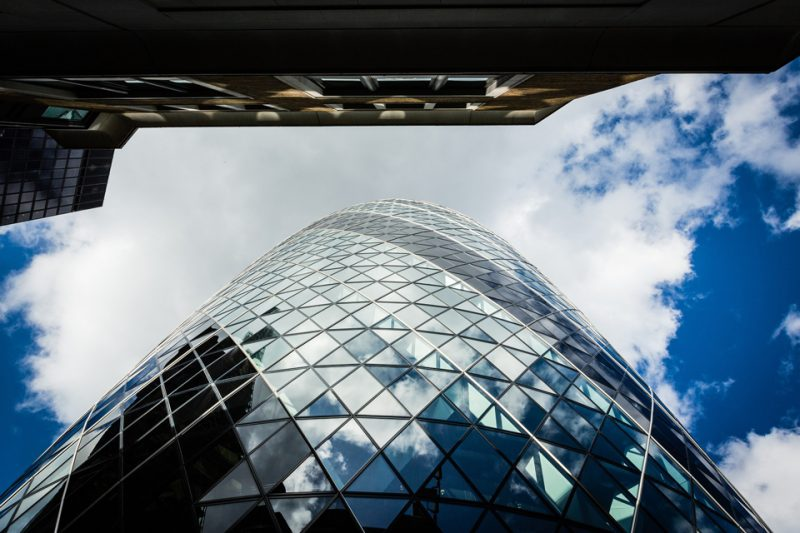 The Gherkin photo by Luxstorm