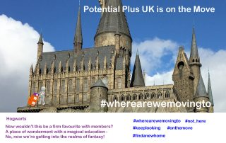Potential Plus UK on the move - Hogwarts Castle