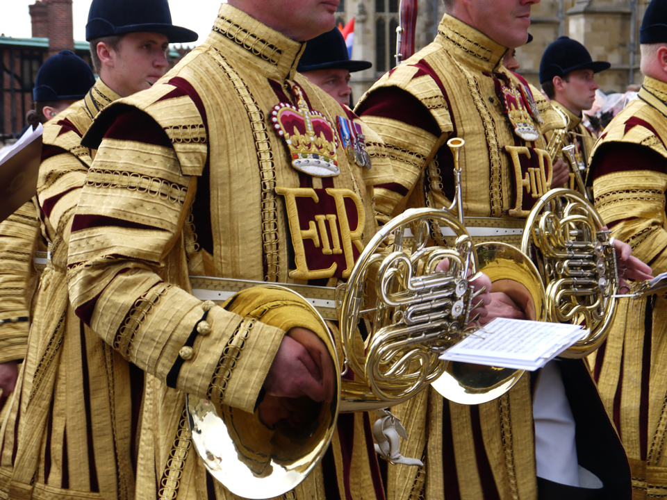 Musicians of the Household Cavalry