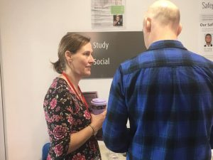Event Organiser Olivia Smith at Potential Plus UK's BIG Family Weekend, 2019