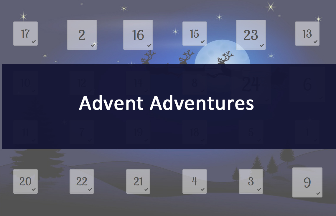 Santa's Advent Adventures