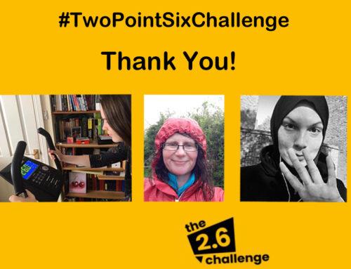 2.6 Challenge – Thank You!