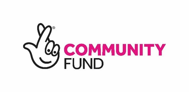 Lottery Community Fund Logo