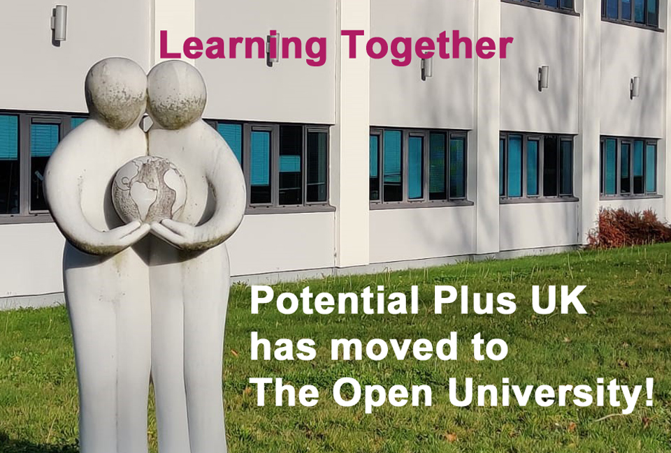 Learning Together Statue at the Open University MK campus