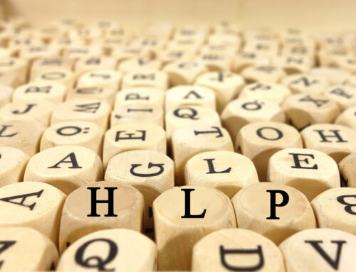SEN, EHCP and Other Capital Letters to Do with HLP!