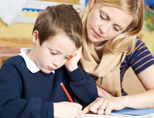Teacher, This is How You Can Help a Child with Handwriting Difficulties by Mariza Ferreira