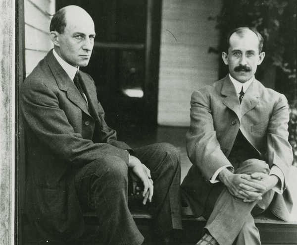 The Wright Brothers, 1909