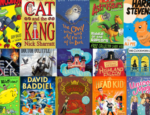 Review Time – The Summer Reading Challenge 2021!