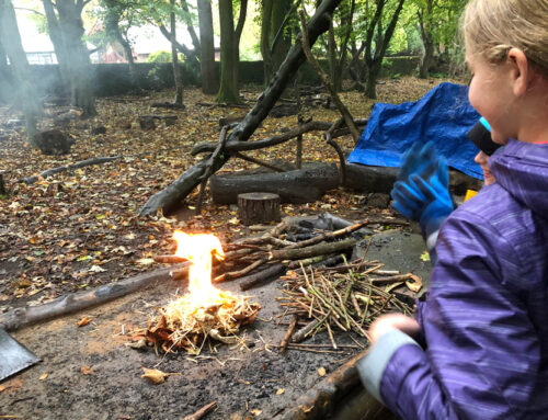 Let's Explore Day – Lea Green Learning and Development Centre